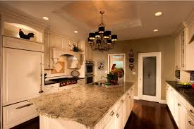 French Kitchen Island Marble Top Aknsa Com Captivating Brown Wooden Kitchen Cabinet