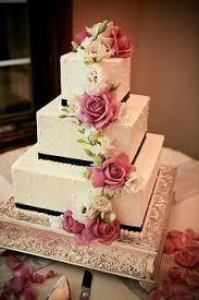 Square Wedding Cakes 53 Square Wedding Cakes That Wow Happywedd Com I U0027d Marry That