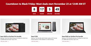 microsoft s black friday deals include surface pro bundles pocketnow