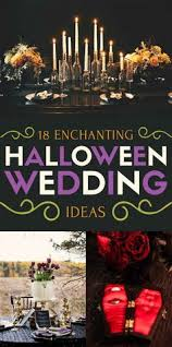 Halloween Wedding Party Decorations by Spooktacular Halloween Wedding Invitations Halloween Wedding