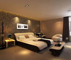 bedroom accent wall brown accents wall idea for large bedroom combine with floral