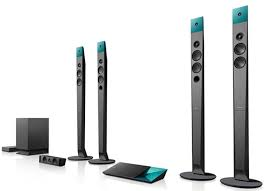 Buy Philips Htb5520 94 5 1 3d Blu Ray Home Theatre Black Online At - philips 5 1 home theater system with built in wifi and 3d blu ray