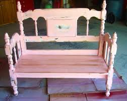 Bed Frame Bench Turn An Bed Frame Into A Bench Design Dazzle
