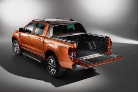 Ford Ranger Truck 2017 - 2016 ford ranger prepares to hit european showrooms autoevolution