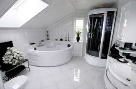 white and black bathroom ideas black and white bathroom design ideas amazing 20 fabulous black