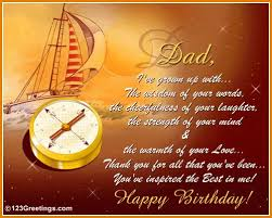 cards for dads birthday from daughter express your feelings to