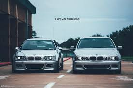 e46 m3 and e39 530i both timeless designs the ultimate driving