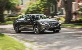Auto Interior Com Reviews 2017 Mazda 6 In Depth Model Review Car And Driver