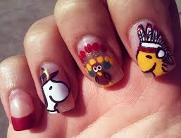 10 thanksgiving nail designs ideas womanmate
