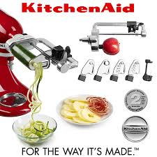 Kitchenaid Mixer Accessories by Kitchenaid Artisan Stand Mixer Set 1 Empire Red Cookfunky
