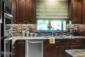 Backsplash For Kitchen With Granite Bold Kitchen Backsplash Tile Downingtown Pa Maclaren Kitchen