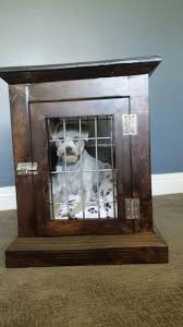 End Table Charging Station by How To Build A Dog Kennel End Table Diy Projects For Everyone