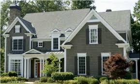 House Exterior Paint Ideas Exterior House Paint Ideas Gray U2013 Day Dreaming And Decor