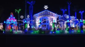 christmas light show packages programmer loya family speak about the magic behind el paso s