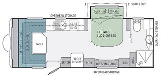 Jayco Caravan Floor Plans Jayco Starcraft Caravan 21 66 3 Eastern Caravans