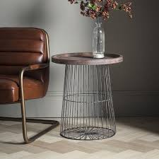 Wire Side Table Khalo Wire Side Table
