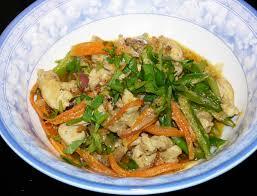 cuisiner des cuisses de lapin cuisses de lapin à la thaï les plaisirs de ma table