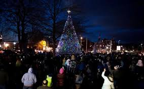 new haven ct tree lighting 2017 town events news announcements town of east haven ct