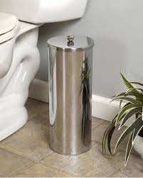 Bathroom Storage Toilet Huji Home Products Huji Stainless Steel Toilet Paper Canister