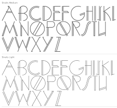 design lines font type design in malaysia
