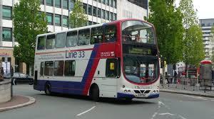 west midlands bus route 33
