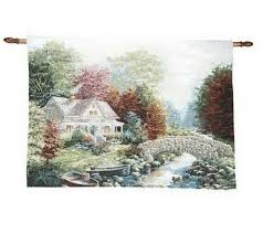fiber optic harvest 35 x 26 wall tapestry with timer page 1