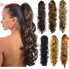 ponytail extension wavy ponytail hair extensions prices of remy hair