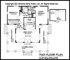 Carolina Home Plans Tiny Country Cottage House Plan Sg 676 Sq Ft Affordable Small