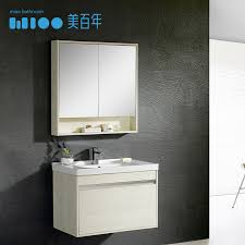 Mirror With Storage For Bathroom Buy Jing Chi Oak Bathroom Cabinet Bathroom Cabinet Combination
