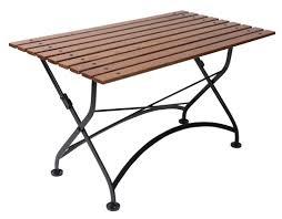 Rectangular Bistro Table Furniture Designhouse Bistro European Café Folding Coffee