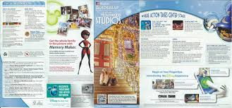Disney World Florida Map by Hollywood Studios Walt Disney World Florida U2013 S W Lothian