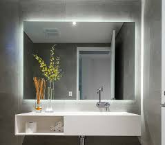 Lit Bathroom Mirror See A Truer Reflection With A Well Lit Bathroom Mirror A Poorly