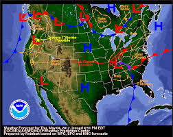 us weather map cold fronts noaa nasa scijinks how to read a weather map
