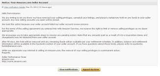new seller account suspended amazon seller forums