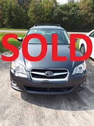 red subaru legacy 2009 subaru legacy sold herb white automotive services ltd