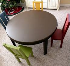 extraordinary round table and chairs for kids 57 for home office