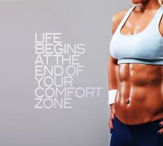 Life Begins Outside Of Your Comfort Zone Life Begins Inspirational Quotes Quotivee