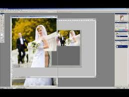 photo albums for wedding pictures wedding album template tutorial