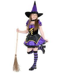 midnight witch kids halloween costume girls costume