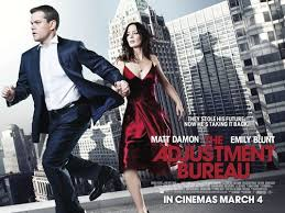 the adjustment bureau the adjustment bureau poster 2 of 7 imp awards