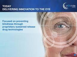 Preventing Blindness Psivida Psdv Presents At 19th Annual Bio Ceo U0026 Investor