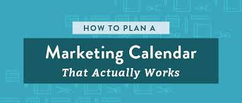 House Beautiful Editorial Calendar Marketing Calendar How To Plan One That Actually Works Coschedule