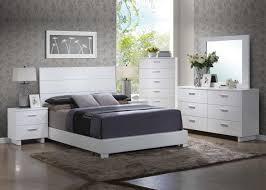 King Platform Bed Set Lorimar White King Platform Bed Set U2013 Davis Appliance And Furniture