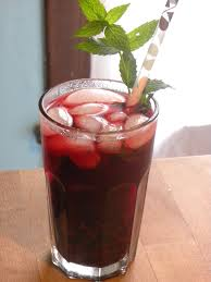 raspberry mojito recipe black raspberry mojitos sunday afternoon housewife