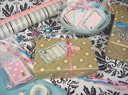 shabby chic wrapping paper 42 best gift wrapping images on wrapping gifts gift