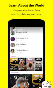 snapchat android apps on google play
