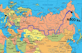 Europe Asia Map Ural River Map My Blog