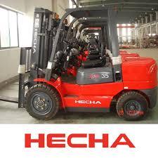 china 3 5ton automatic diesel forklift trucks with isuzu engine