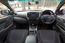 mitsubishi strada 2016 interior compared 2016 mitsubishi triton 4x4 exceed and triton gls