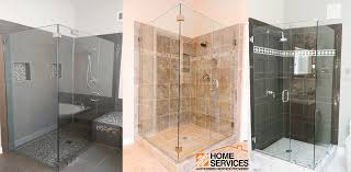 glass shower sliding doors frameless sliding enclosures home depot euroview